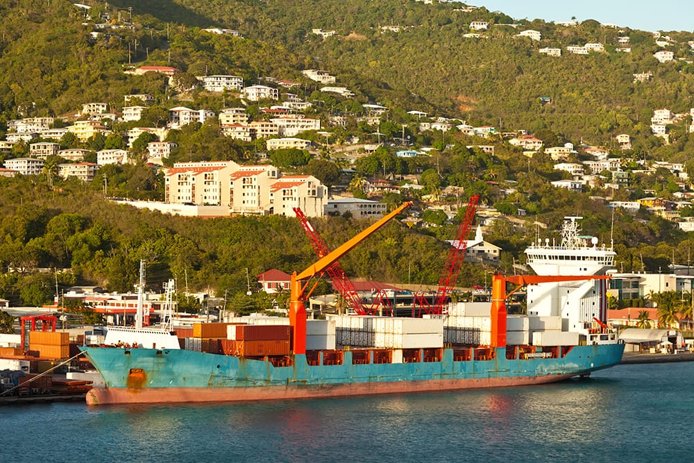 Caribbean conglomerate (2013-2014)